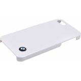 Чехол-крышка для Apple iPhone 5 BMW Signature Hard Shiny White (пластик, белый) (BMHCP5SW)