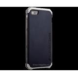 Чехол-крышка для Apple iPhone 5 (жесткий пластик, синий) (CH)