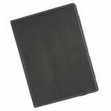 """Чехол-обложка для электронных книг 7"""" Partner (кожаный, гладкий, черный)"""