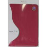 Чехол-подставка для Apple iPad Mini SmartZone (кожзам малиновый) (CH)
