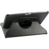 Чехол-подставка для ASUS Eee Pad Transformer TF101 Partner (с возможностью вращения планшета на 360 градусов, кожаный, черный)### Ремонт 092982