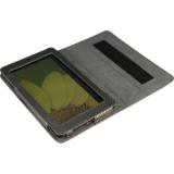 Чехол-подставка для ASUS ME172V IT Baggage (иск. кожа, серый карбон) (ITASME1722-9)