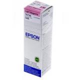 Чернила Epson T67364A для L800 light magenta (70мл) (о)