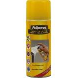 Чистящая пена Fellowes антистатическая для пластиковых поверхностей (400мл) (FS-99677)