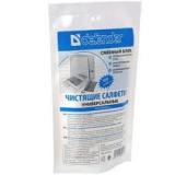 Чистящие салфетки Defender 100 шт в пакете (30130)