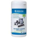 Чистящие салфетки Defender 110 шт в банке (30100)