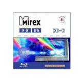 Диск BD-RE Mirex 25Gb 2х перезаписываемый slim case