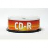 Диск CD-R Data Standard 700 Mb 52-х Cake box 25