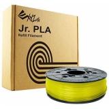 Пластик PLA сменная катушка для Junior, Clear Yellow (желтый), 1,75 мм/600гр