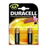 Элемент питания AA Duracell Basic (уп2шт)