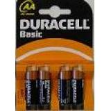 Элемент питания AA Duracell Basic (уп4шт)