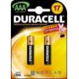 Элемент питания AAA Duracell Basic (уп2шт)