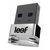 Флэш-диск 16Gb Leef SUPRA USB 3.0 (серебристый) (LFSUP-016SXR)