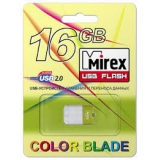 Флэш-диск 16Gb Mirex ARTON Green