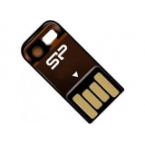 Флэш-диск 32Gb Silicon Power TOUCH T02 Orange (SP032GBUF2T02V1O)