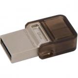 Флэш-диск 8Gb Kingston DTDUO USB/micro-USB/OTG