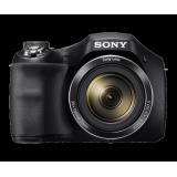 "фотоаппарат SONY DSC-H300 Black 20.4Mpix/35х/MSDuo, SDHC/Full HD/3"""