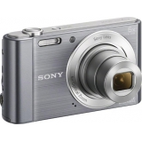 "фотоаппарат SONY DSC-W810 Silver 20.1Mpix/6х/MSDuo/SDHC/HD video/2,7"""