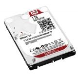 "Жесткий диск HDD 2.5"" SATA III 1Tb WD Red 5400rpm 16Mb (WD10JFCX)"