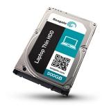 "Жесткий диск HDD 2.5"" SATA III 500Gb Seagate Laptop Thin 7200rpm 32Mb (ST500LM021)"