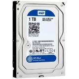 Жесткий диск SATA III 1Tb WD 7200rpm 64Mb (WD10EZEX) Caviar Blue