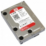 "Жесткий диск HDD 3.5"" SATA III 2Tb WD Red 5400rpm 64Mb (WD20EFRX)"
