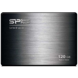 "Жесткий диск SSD 2.5"" SATA III 120Gb Silicon Power V60 (510/550Mb) (SP120GBSS3V60S25) + адаптер 3.5"""