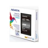 """Жесткий диск SSD 2.5"""" SATA III 128Gb A-Data SP600 (7 мм, MLC, R540Mb/W150Mb, R65K IOPS/W36K IOPS, 1M MTBF) (ASP600S3-128GM-C)"""