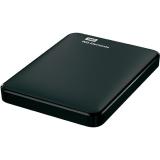 "Жесткий диск внешний 2.5"" 500Gb WD (USB 3.0) WDBUZG5000ABK Elements Portable Black"