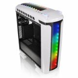 Корпус Thermaltake Versa C22 RGB белый/черный без БП ATX 5x120mm 1x140mm 2xUSB2.0 2xUSB3.0 audio bott PSU(CA-1G9-00M6WN-00)
