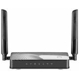Маршрутизатор Zyxel Keenetic Ultra II 802.11ac/n/b/g 1200Mbps, 8x10/100/1000 LAN, 1x10/100/1000 WAN, 1xUSB 2.0, 1xUSB 3.0 (сервер печати, подключение внешнего носителя, 3G/4G-модема), четыре антенны 5dBi, аппаратная поддержка IP-телевидения