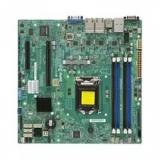 Материнская плата Supermicro MBD-X10SLM-F-O S-1150 iC224 mATX 4xDDR3 2xSATAII 4xSATA3 i210AT/i217L