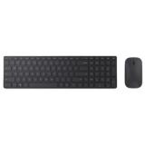 Клавиатура + мышь Microsoft Wireless Designer Desktop Bluetooth черный (7N9-00018) RTL
