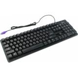 Клавиатура Sven Standard 301 черная PS/2 (SV-03100301PB)