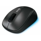 Мышь Microsoft Comfort 4500 Black (1000dpi BlueTrack USB 5btn+Roll ) RTL (4FD-00024)