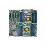 Материнская Плата SuperMicro MBD-X10DRI-O Soc-2011 iC612 eATX 10xSATA3 SATA RAID iI350 2хGgbEth Ret(MBD-X10DRI-O)