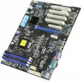 Материнская плата Supermicro MBD-X11SSM-F-O, S-1151, 4xDIMM DDR4 ECC UDIMM, 1x PCI-E 3.0 x8 (in x16) + 2 PCI-E 3.0 x4 (in x8)+1 PCI-E 3.0 x8, 2GBLAN+1Mgmt LAN, 8x SATA mATX