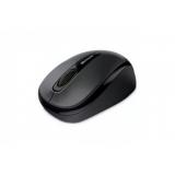Мышь Microsoft 3500 черный оптическая (1000dpi) беспроводная USB для ноутбука (2but)(GMF-00292)