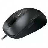 Мышь Microsoft Comfort 4500 черный оптическая (1000dpi) USB (4but)(4EH-00002)