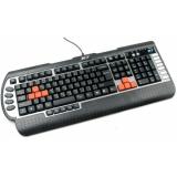 Клавиатура A4TECH G800V черный USB Multimedia Gamer(G800V)