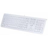 Клавиатура Genius SlimStar 130 USB белая