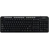 Клавиатура Jet.A BasicLine K12 проводная c 15-ю клавишами быстрого доступа черная USB