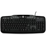 Клавиатура Jet.A BasicLine K14 проводная c 18-ю клавишами быстрого доступа черная USB