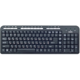 Клавиатура Sven Standard 309M USB чёрная (SV-03100309UB)
