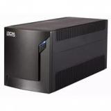 ИБП Powercom Raptor 1500VA RPT-1500AP Euro 6xBut/USB+2xRJ45 line-interactive Black