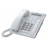 Телефон Panasonic KX-T7730RU (аналог. сист. телефон, 12 прогр. кнопок)