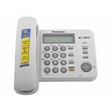Телефон Panasonic KX-TS2358 RUW (белый)