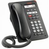Телефон Avaya IP PHONE 1603SW-I BLK (700458524/7000508258)
