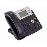 Телефон VoIP Yealink SIP-T23G SIP-телефон, 3 линии, PoE, GigE