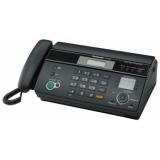 Телефакс Panasonic KX-FT988RU-B